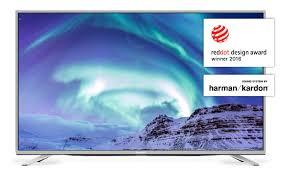 """Sharp - TV LED 49"""""""" 124 cm - LC-49CUF8472ES - TV 44'' à 49'' - Rue du  Commerce"""