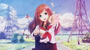Kawaii Anime Girl Wallpapers on ...