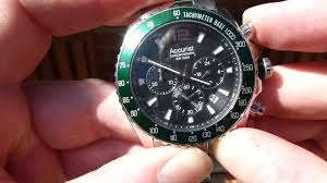 accurist men s chronograph watch mb936bg accurist men s chronograph watch mb936bg