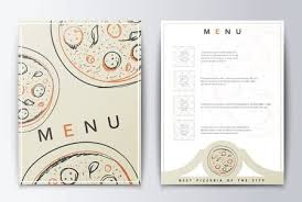 Restarunt Brochure Magnificent Design Menu Menu Food Brochure Culinary Menu Menu Background