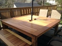 diy patio furniture plans en