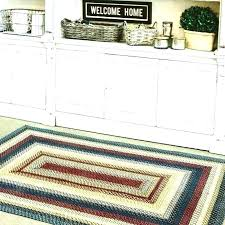 small oval rugs braided small oval bath rugs