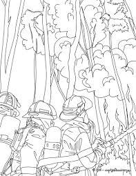 Coloriages Coloriage Pompiers Pompier Rpu Wdr Dessin Imprimer Anim