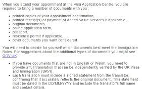 Letter Of Invitation For Uk Visa Template Inspiration Applying For A UK Visa From Germany Pinays In Germany