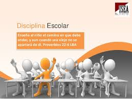 Resultado de imagen de disciplina en las aulas