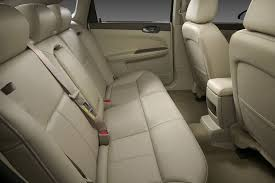 2008 chevrolet impala rear seats picture