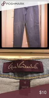 Gloria Vanderbilt Jeans Size Chart Plus Size Gloria Vanderbilt Average Length Jeans Gloria