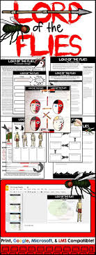 lord of the flies unit plan lord of the flies activities lord of the flies unit plan creative lord of the flies activities and informational text