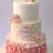 Girl Baptism Cake 177 Cakes Cakesdecor