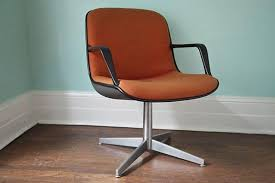 desk chair no wheels. Mid Century Desk Chair Without Wheels No E