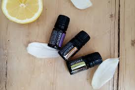 doterra essential oils lemon