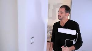 How to Paint a Wall with <b>Brush</b> & <b>Roller</b>   House Painting - YouTube
