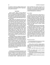 Policy Proposal Template Delectable 44 Rationale For The Proposal Investing In Research A Proposal To