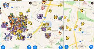 pokemon go s apps for finding