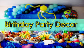 Small Picture 25 Best DIY Birthday Party Decorations for Kids at Home YouTube