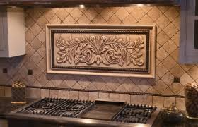 Large Decorative Ceramic Tiles Large hand pressed decorative tiles by Andersen Ceramics Austin TX 7
