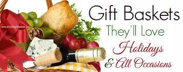 delivered holiday gift basket