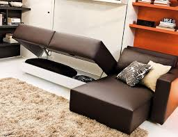 murphy bed with sofa. Murphy Bed Couch \u2013 Practical And Multifunctional Modern Furniture : Space Saving With Sofa
