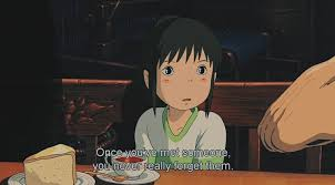 Spirited Away Quotes Delectable Spririted Away Uploaded By Н��𝑒𝓈𝓈𝒾𝒶 On We Heart It
