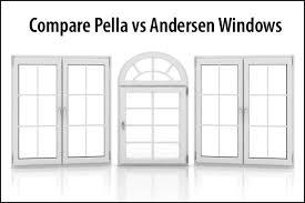 pella vs andersen replacement windows