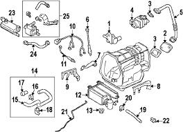 parts com® subaru sen ay a f ratio partnumber 22641aa25a 2006 subaru b9 tribeca limited h6 3 0 liter gas powertrain control
