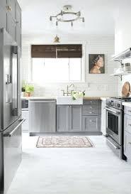 white kitchen dark tile floors. Brilliant White Interior Tile Floor Kitchen White Cabinets Regarding  Plan From White Tile On Dark Floors