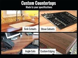 custom cut countertop sink stove cutout custom cut formica countertops does ikea custom cut countertops