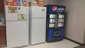 Free Snacks From Vending Machine Gorgeous Our Kitchen Includes Two Ref BirdDogHR Office Photo Glassdoor