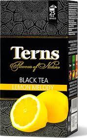"""Terns"" <b>Lemon</b> Melody чай цейлонский черный с добавлением ..."
