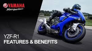 2020 <b>Yamaha YZF</b>-<b>R1</b> Supersport <b>Motorcycle</b> - Model Home