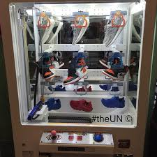 Game Vending Machine Fascinating A Store Turned Your Favorite Childhood Arcade Game Into A Sneaker