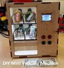 Arduino Vending Machine Fascinating Venduino Arduino Vending Maching Fun With Arduino Pinterest