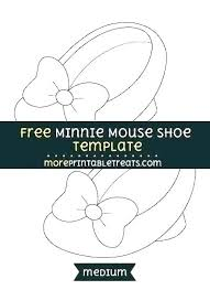 Free Mickey Mouse Template Download Mickey Head Template Mickey Mouse Head Template Download