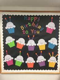 Birthday Bulletin Board For Preschool Class Preschool