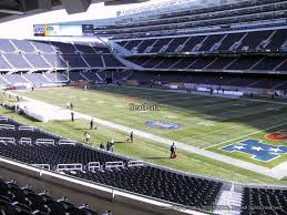 Soldier Field Section 230 Chicago Bears Rateyourseats Com