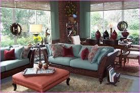sun room furniture. sunroom decor ideas furniture decorating sunrooms rustic brick wall cozy blue sofa plus pillow beautiful floral sun room n