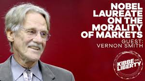 Nobel Laureate on the Morality of Markets | Guest: Vernon Smith | Ep 88 -  YouTube