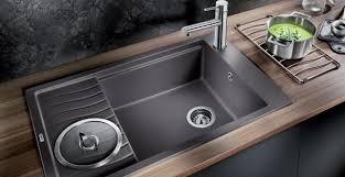 moderngreykitchensinkgranitecompositesinkcontemporarykitchenideas granite composite sinks t68