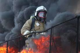 Работы по тушению пожаров и ликвидации ЧС в НДС Тушение пожаров в непригодной для дыхания среде