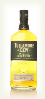Classic Malts Display Stand Tullamore DEW Whiskey Master of Malt 49