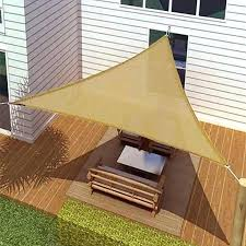 fabric patio shades. Wonderful Shades Outdoor Fabric Patio Shades Backyard Awning Shade Light Brown Triangle  Contemporary Structures Stained  For Fabric Patio Shades