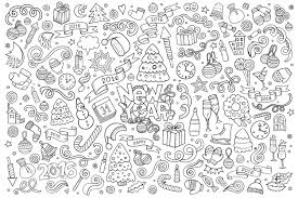 Small Picture Doodle happy new year 2016 by balabolka Doodling Doodle art