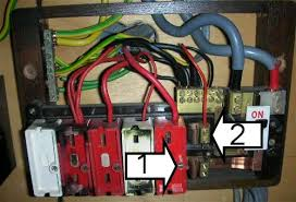 fuse consumer unit consumer units electrics old fuse box wiring at Old Fuse Box Wiring