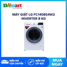 Máy giặt LG FC1408S4W2 Inverter 8 kg 1400 vòng/phút Truyền động trực tiếp  bền & êm giá rẻ 7.799.000₫