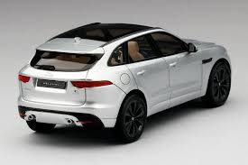 This Is The 2016 Jaguar F Pace In Silver Resin Model Car 1:43 Scale By  Truescale Miniatures. P