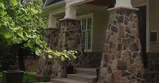 manufactured stone siding fieldstone