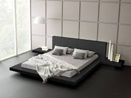 glamorous modern platform beds with lights pictures design ideas