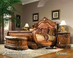 cool king sleigh bed best beds ideas on frame black bedroom sets set ledelle ashley b705 sle