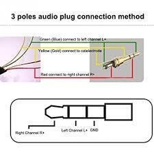 stereo connector 3 5 mm jack audio plug Headphone Jack Schematic Diagram Infrared Circuit Diagram