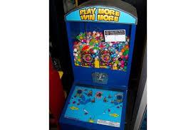 How To Win Vending Machine Games Interesting PLAY MORE WIN MORE PINBALL BULK VENDING MACHINE Item Is In Used